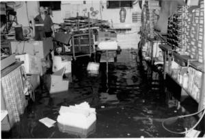 Intersport Hochwasser 1989